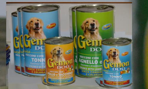gemon za pse konzerve