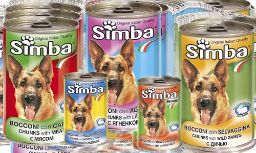 Simba konzerve