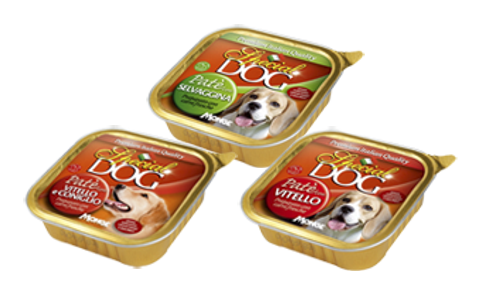 Special Dog paštete