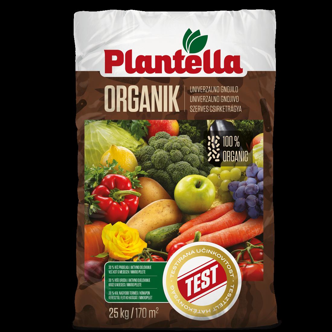Plantella Organik_25 kg