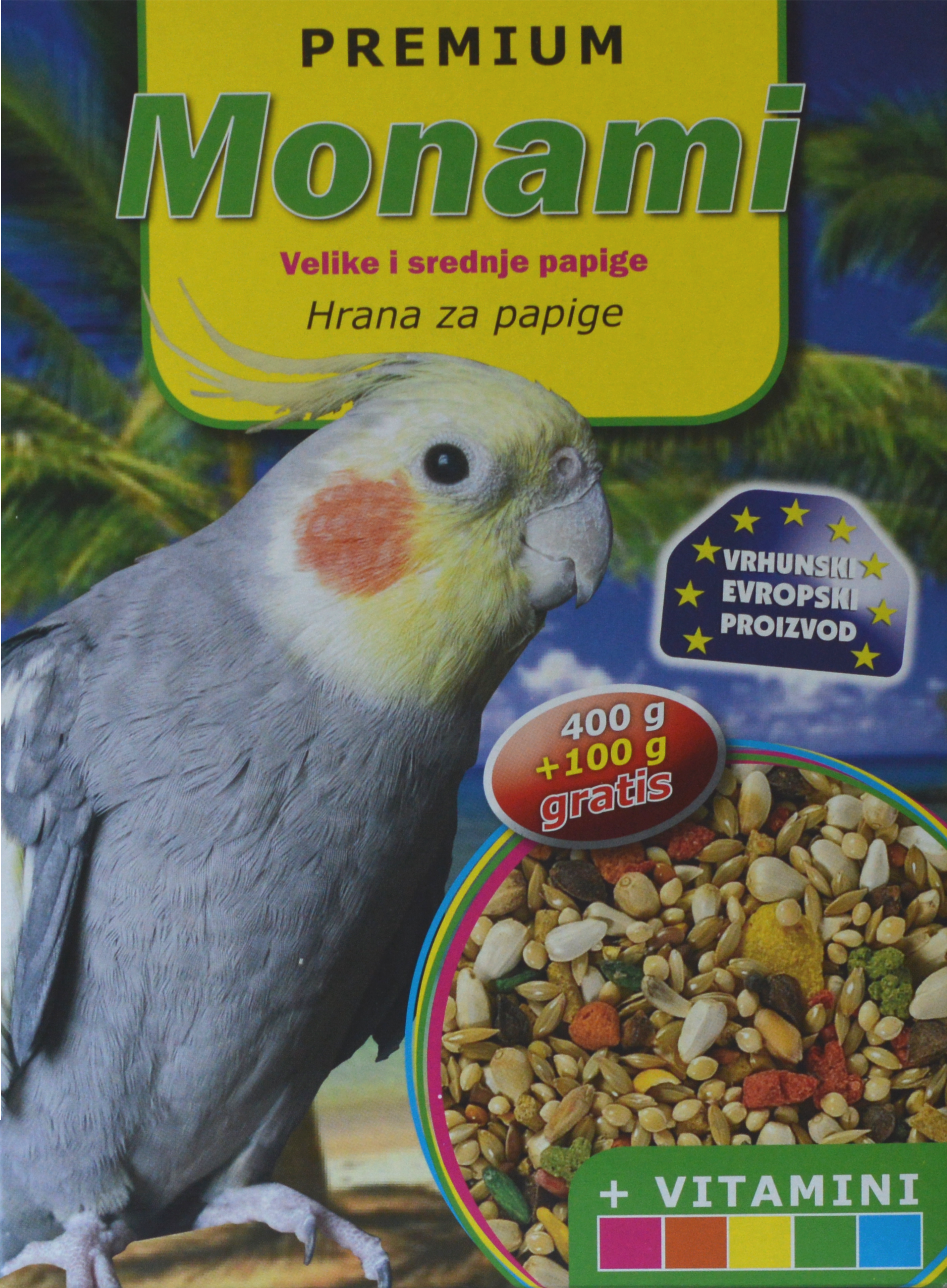velike papige